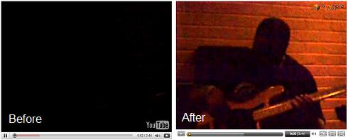 Fixmymovie - before and after