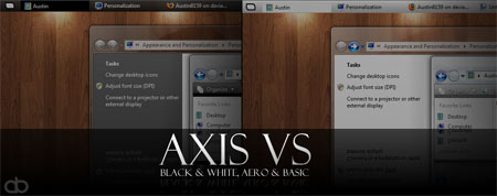 Axis VS BETA