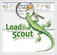 LoudScout logo