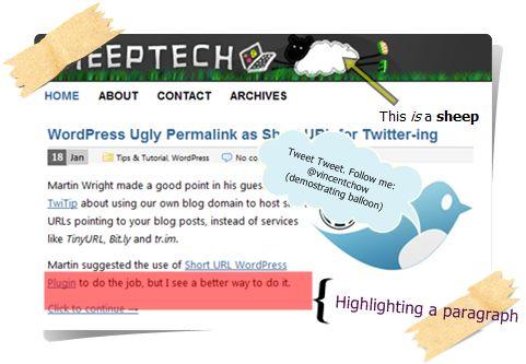 Screenshot edit tools