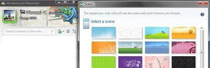 Select scene