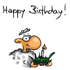 Sheep - Happy Birthday