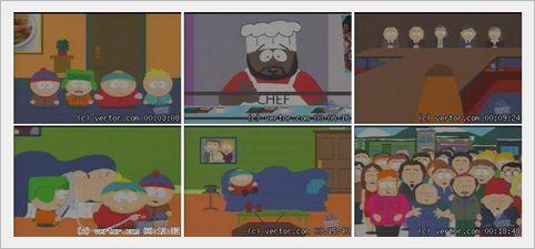 Screenshots for video torrent file: Vertor