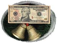 10 dollars bell