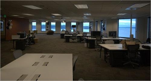 Facebook Seattle office